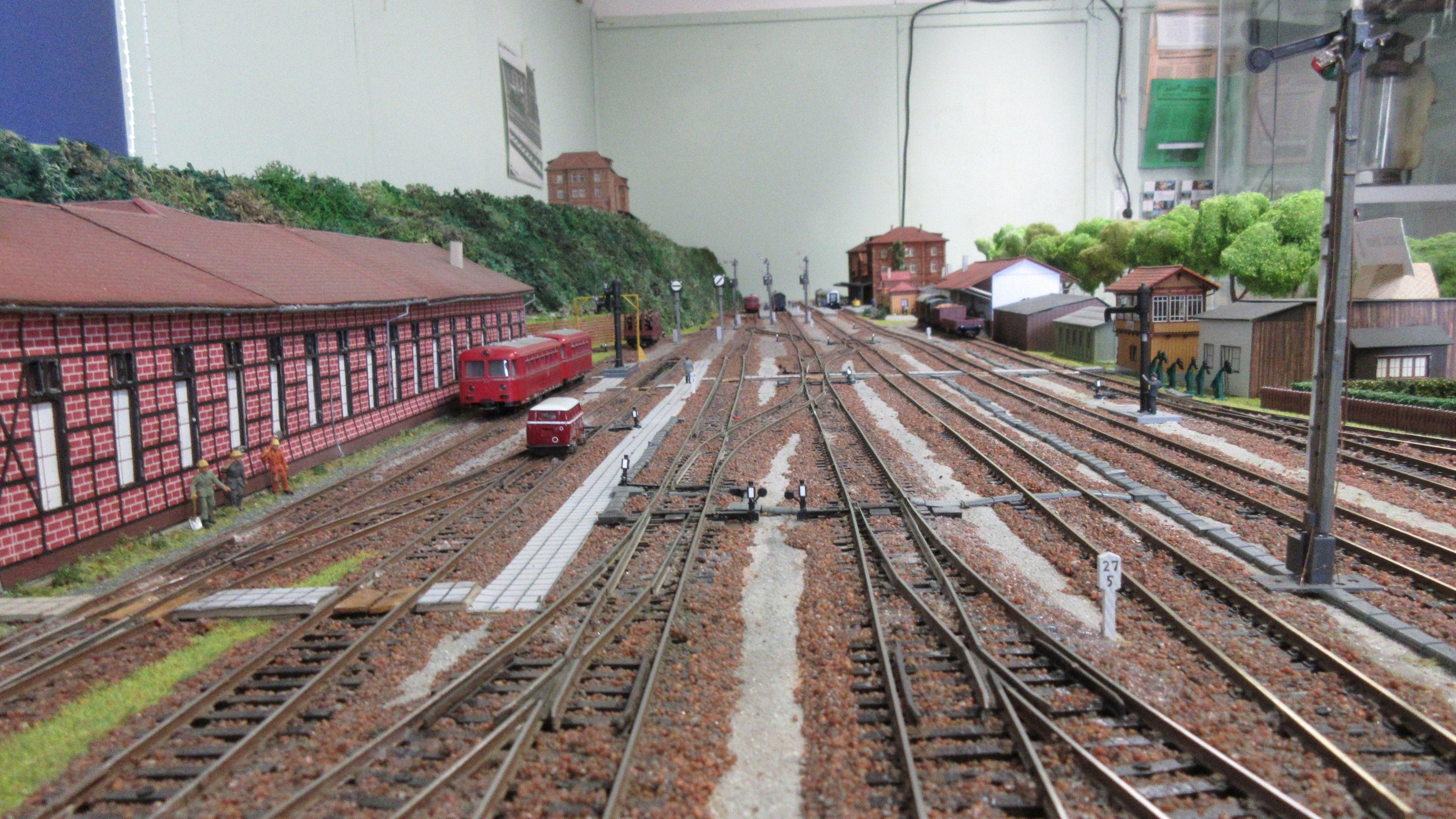 71 Modell Bahnhof Calw